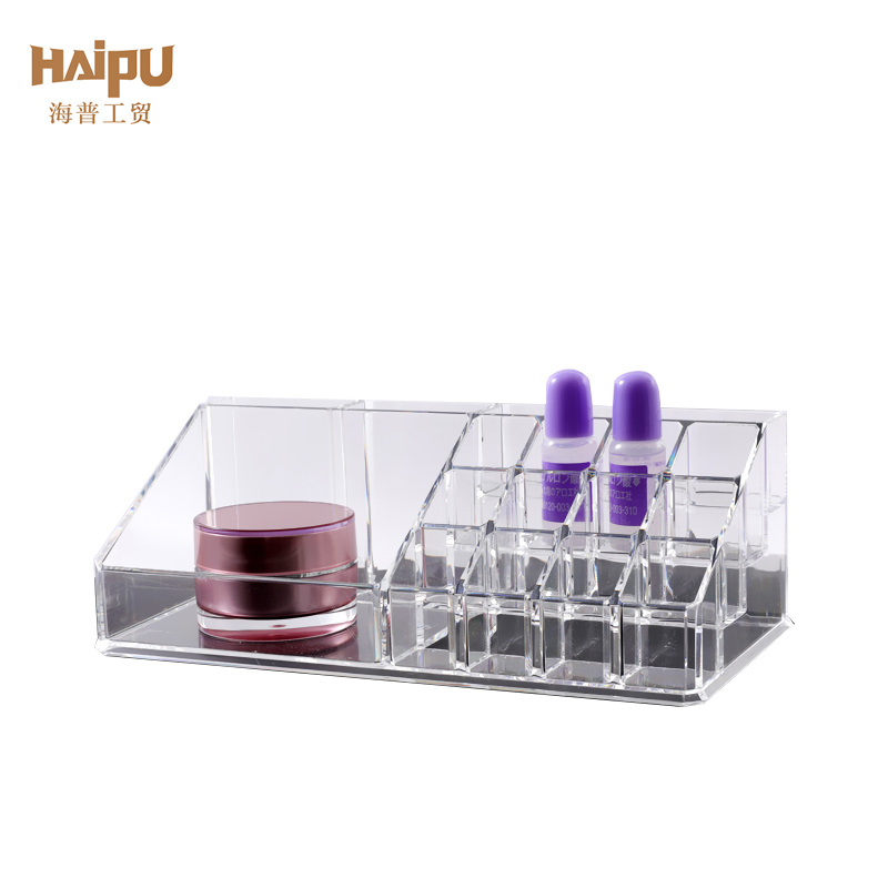 Homeware 2 Pieces Set Makeup Cosmetic Case Box Organizer