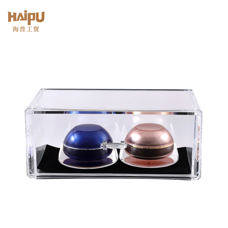 Factory directly sell plastic jewelry organizer,makeup holder storage,transparent cosmetic organizer PS