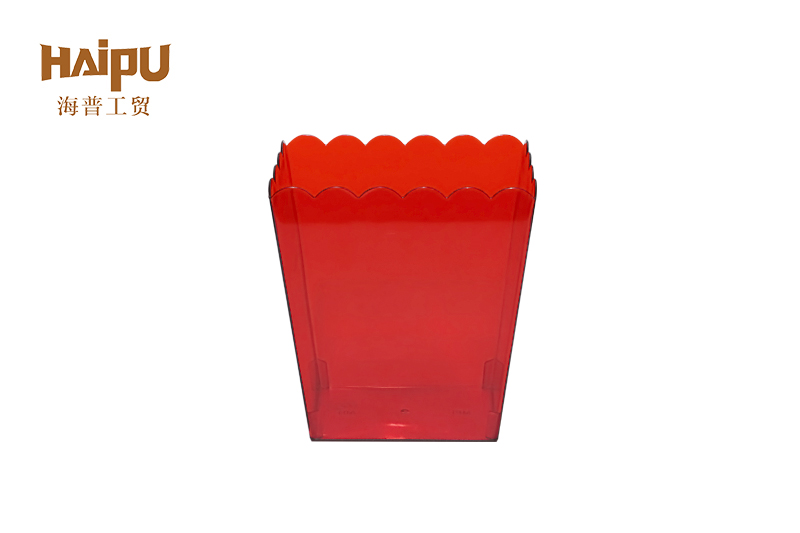 Safety Cheap Heat-Resistant Round Tooth Big Box Thick Colored Design Plastic Cup