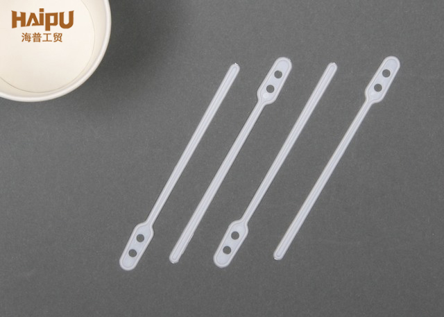Food-Grade Materials Practical Affordable Disposable Plastic Coffee Stir Stick
